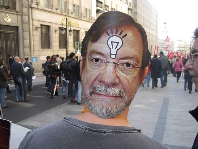 protesta sindicats cebrian prisa 2011