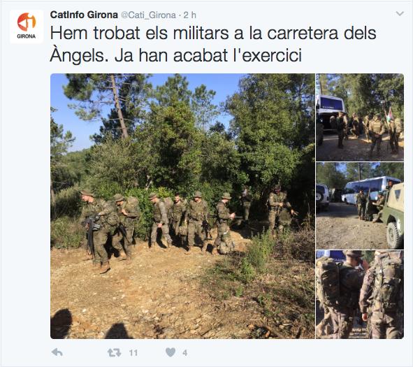 militars a Celrà