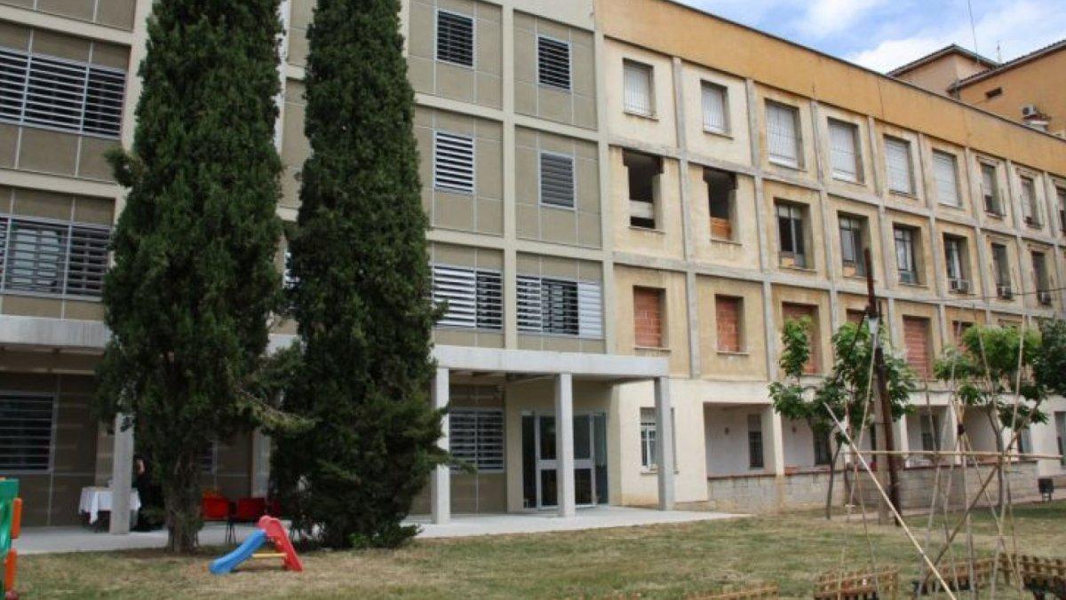 Centre de la Misericòrdia de Girona.