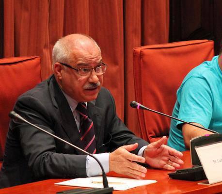'Luigi' a la comissió Pujol