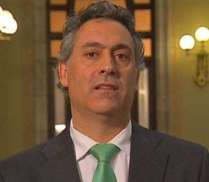 L'anterior conseller d'Agricultura, Jordi Ciuraneta.