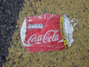 coca cola llauna