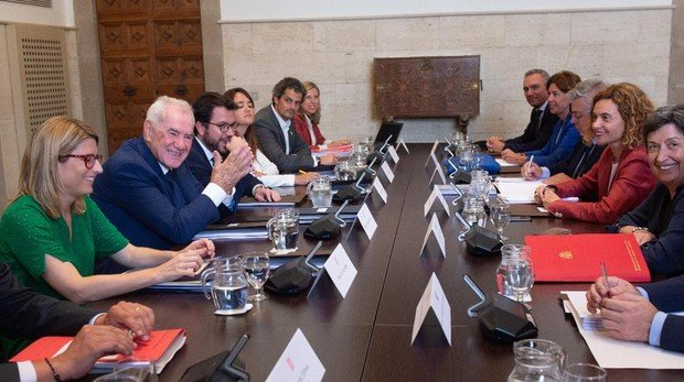 Comisión bilateral Generalitat-Sido