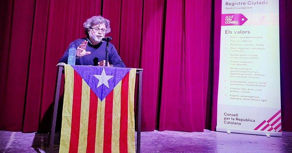 Antoni Castellà, de Demòcrates