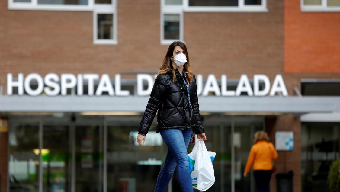 Baixa la pressió als hospitals catalans