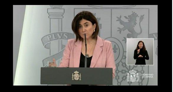 María José Sierra, responsable de área del CCAES