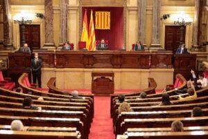 Debat dels pressupostos de la Generalitat pel 2020