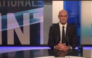 Romeva a Monde TV