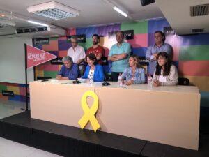 la Asamblea Nacional de Cataluña (ANC)