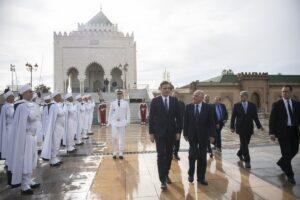 Pedro Sánchez de visita ofical al Marroc