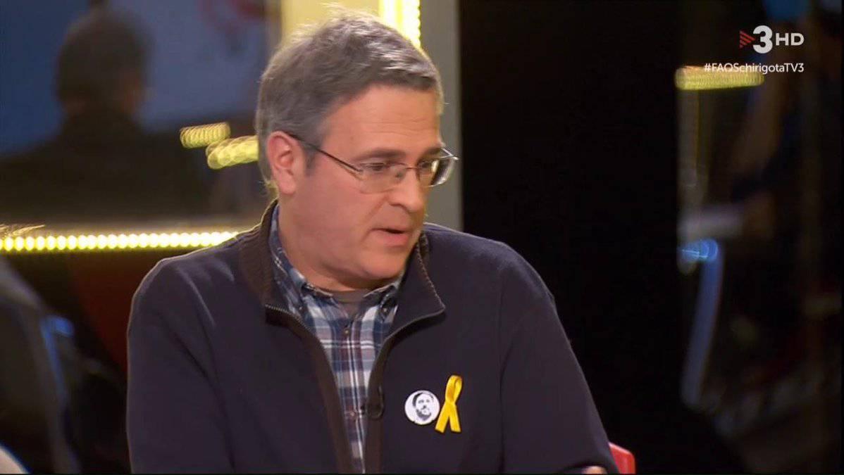 Francesc Riera, cunyat de Junqueras