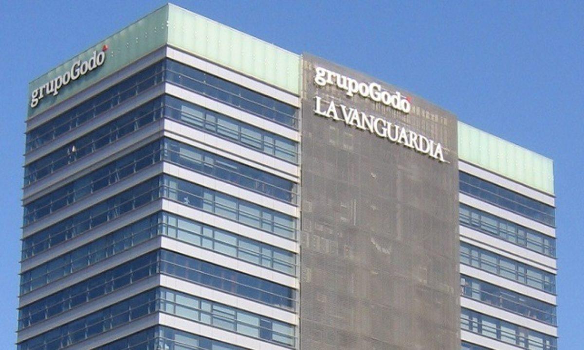 Edificio del grupo Godó y La Vanguardia