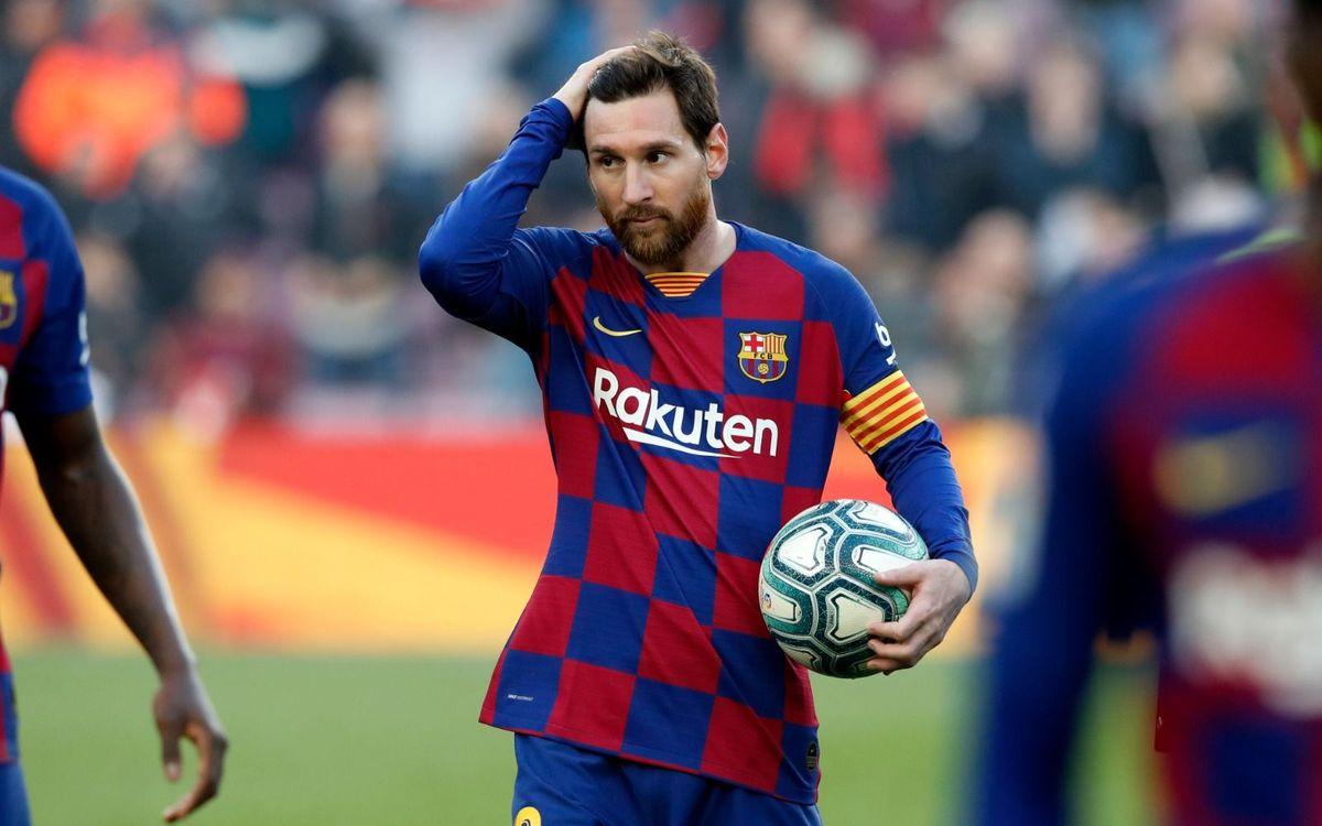El món del futbol pendent del futur de Leo Messi