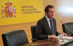 El vicepresident de la CEOE, Íñigo Fernández de Mesa