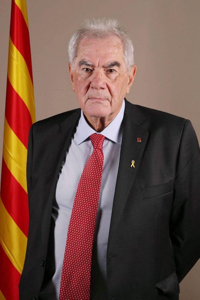 Ernest Maragall, consejero sin título