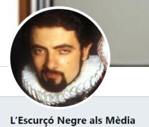 Víbora negra a los Mèdia