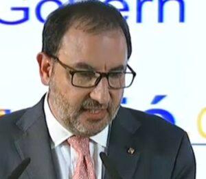 Ramon Espadaler, líder d'Unió.