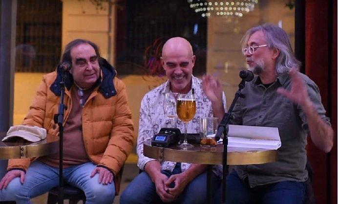 Ramón de España, Albert Soler i Víctor Amela