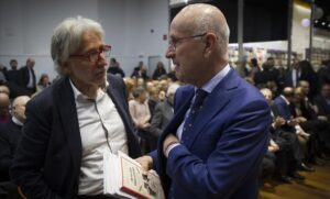Sánchez Libro con Duran Lleida