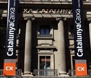 Seu central de Catalunya Banc a Barcelona