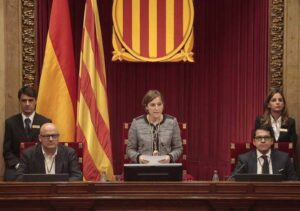 forcadell parlament