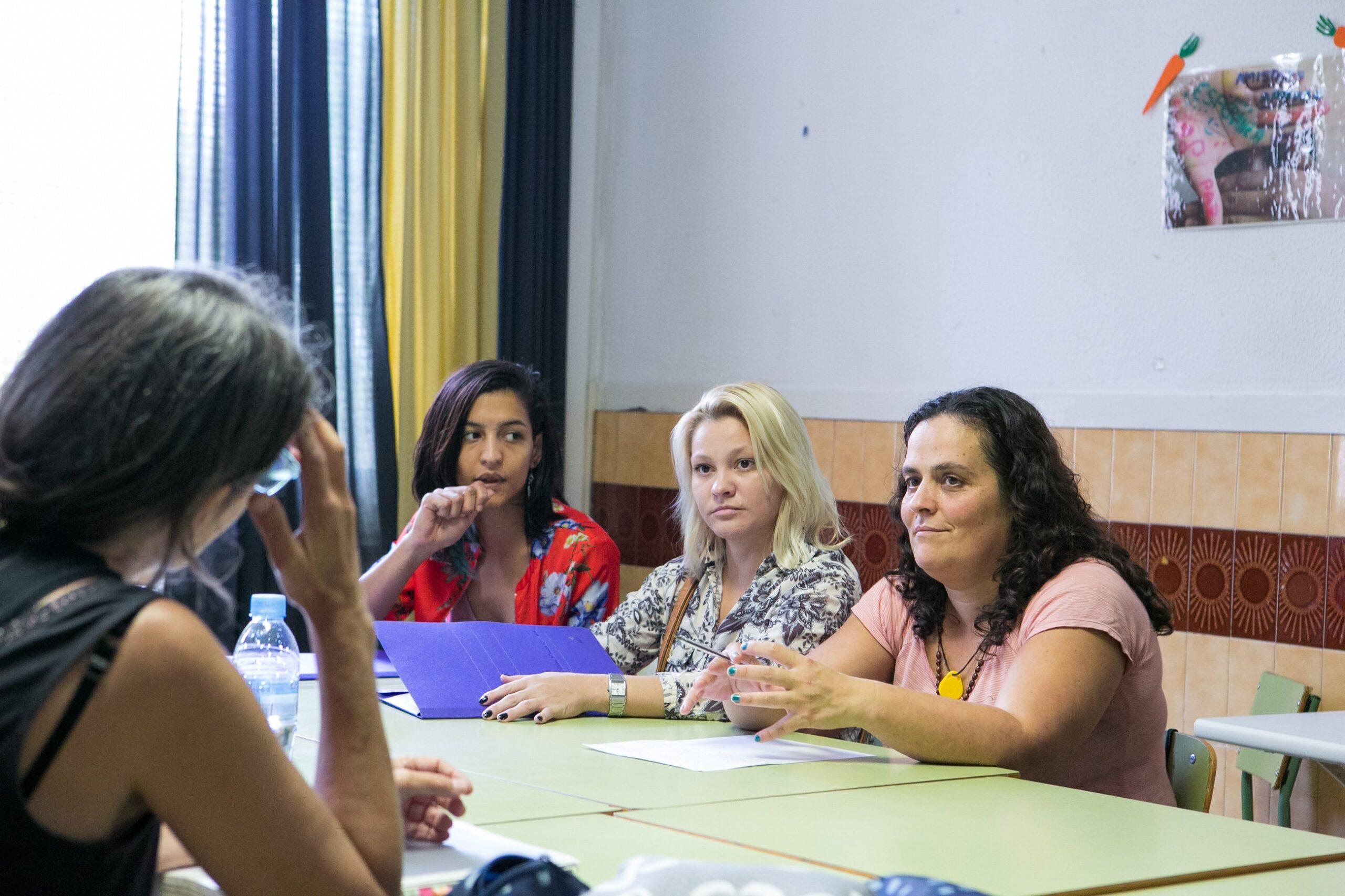 Estos equipos de trabajo se ampliarán en los 18 juzgados de violencia sobre la mujer de Cataluña.