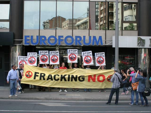 no fracking lleida