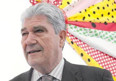 García Prieto a la Fira d'Abril