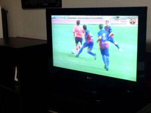 Futbol al Parlament