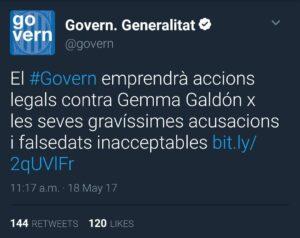 govern galdon