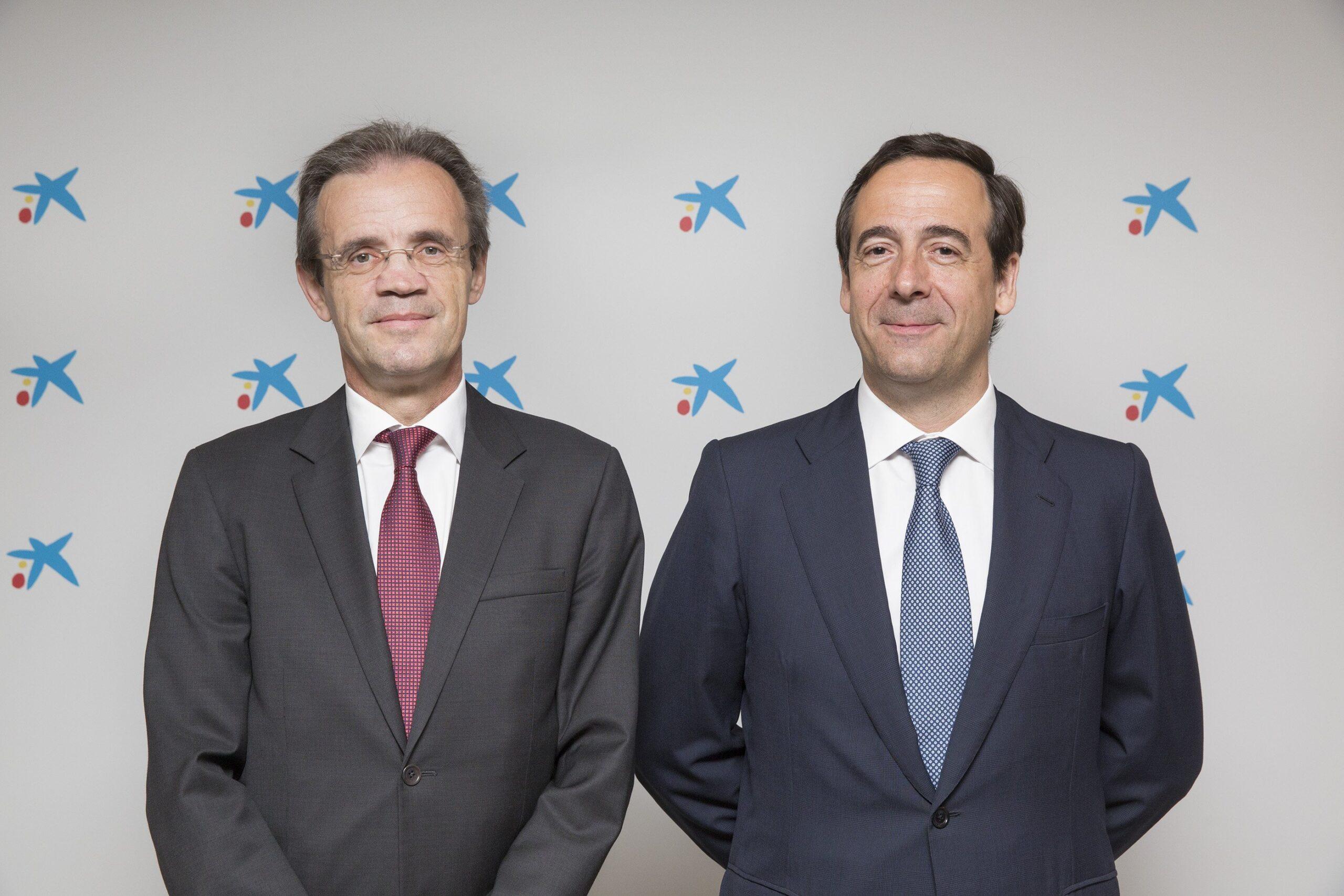 Jordi Gual i Gonzalo Gortázar