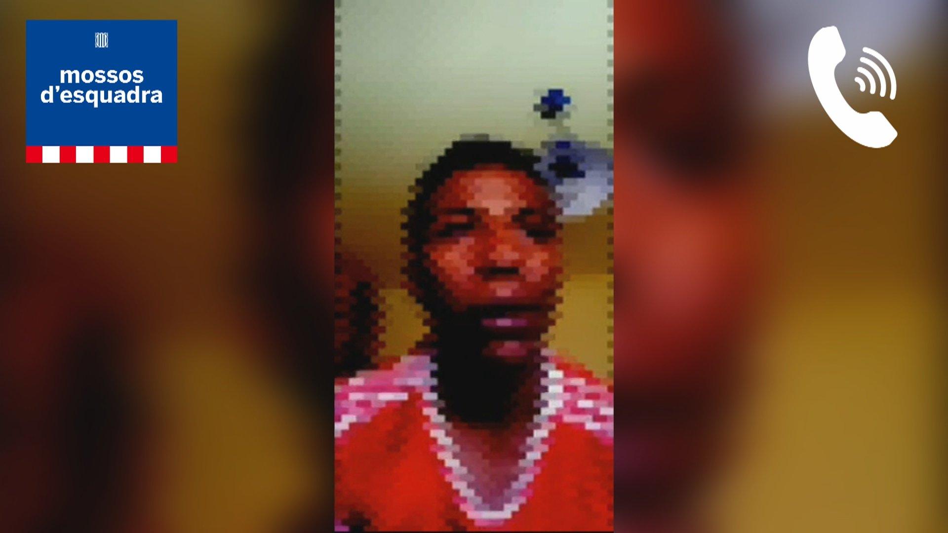 Wubi, un jove de 20 anys, és el testimoni explícit de l'agressió po