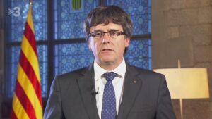 Missatge inèdit de Carles Puigdemont
