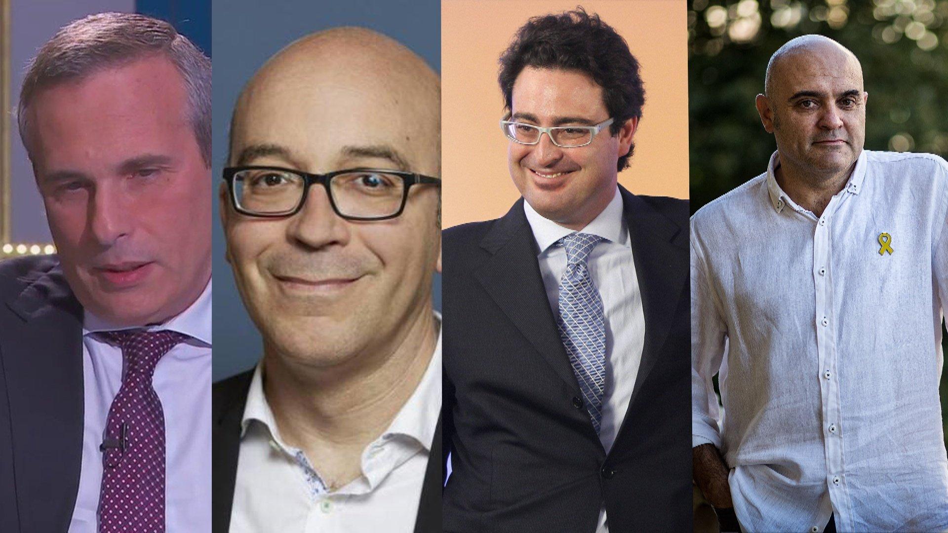 Alay, Soler, Madí y Vendrell
