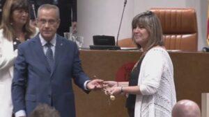 Núria Marín, nueva presidenta de la Diputación de Barcelona