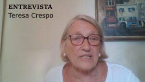 Entrevista a Teresa Crespo