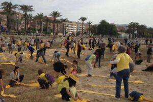 Protesta CDR Mataró
