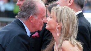Juan Carlos I y Corinna