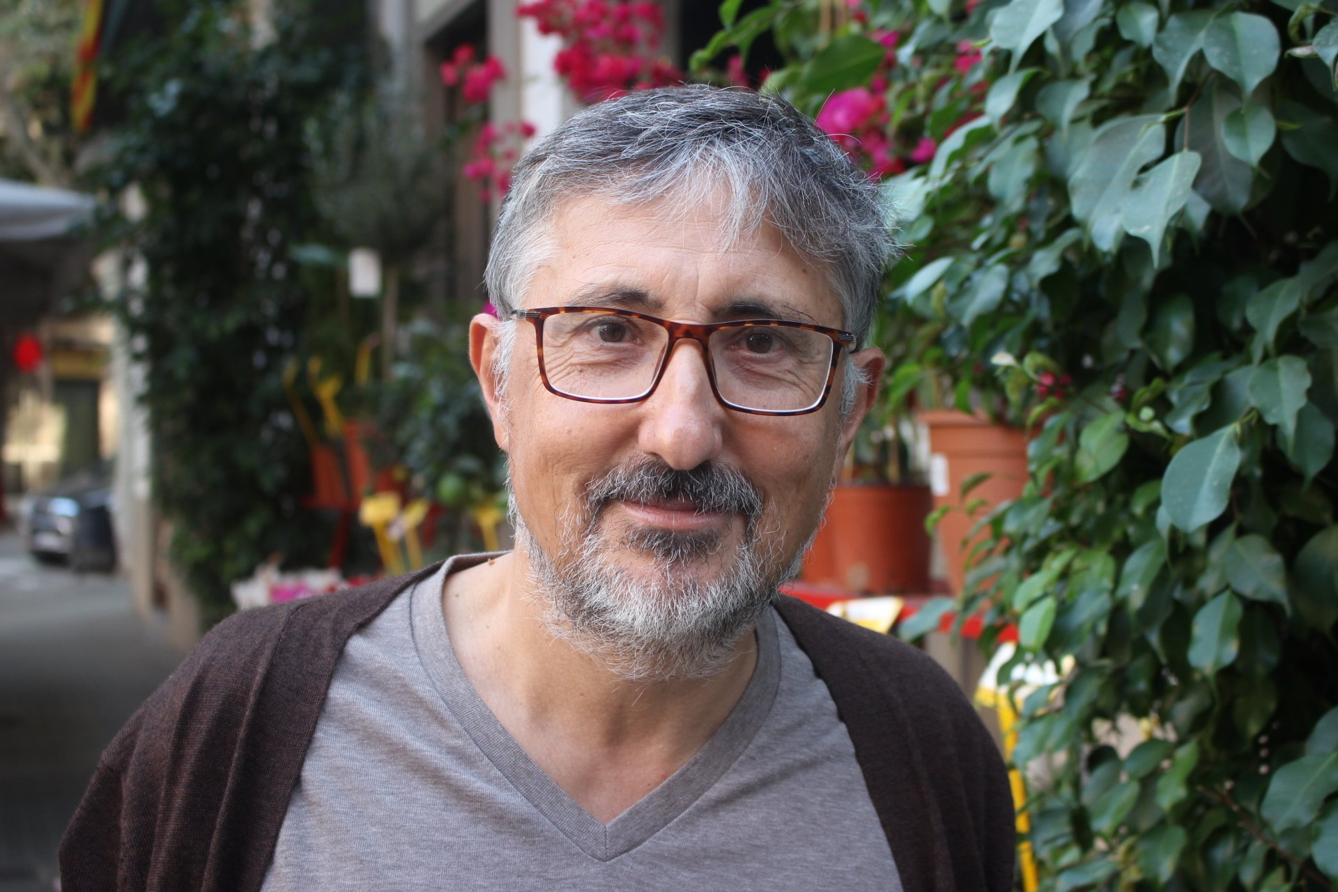 Pascual Serrano. / Autor: Àngel Guerrero