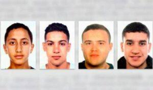 Terroristes atemptat Barcelona