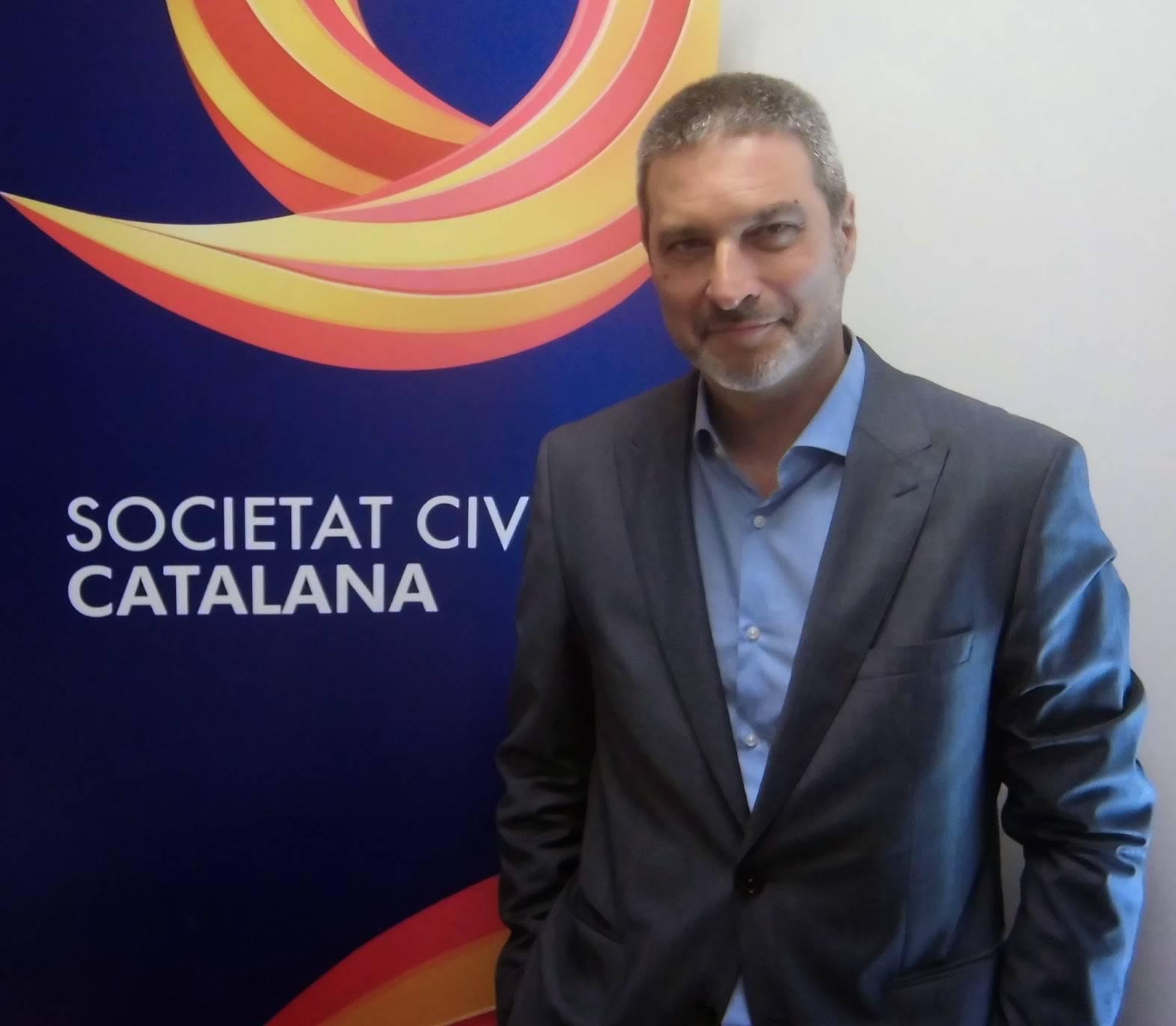 Josep Ramon Bosch, de Societat Civil Catalana