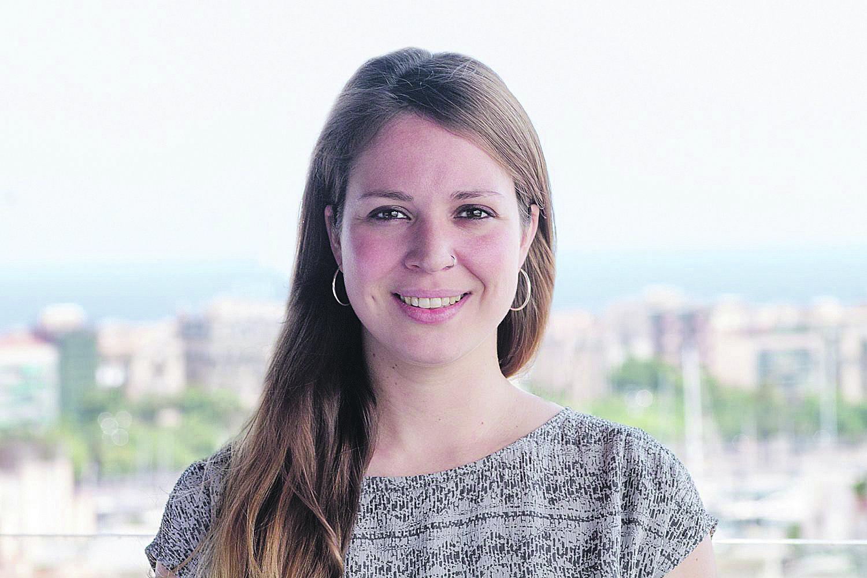 Janet Sanz, vicepresidenta del área de Planificación Estratégica de la AMB.