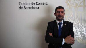 Joan Canadell, presidente de la Cámara de Comercio de Barcelona