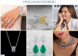 Joies de l'empresa William Goldberg, a la seva pàgina web