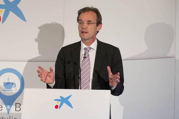 Jordi Gual, president de CaixaBank