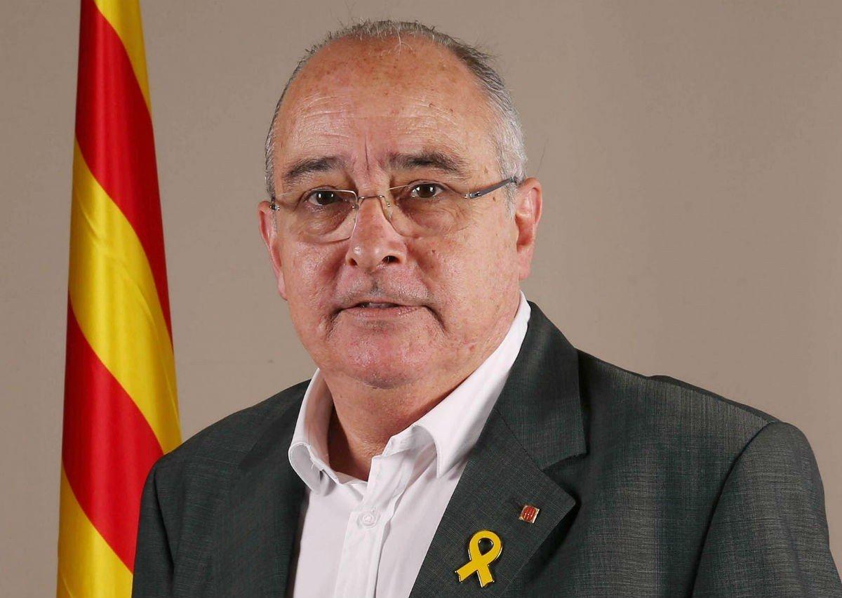 Josep Bargalló, consejero de Educación