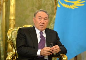 Nursultan Nazarbaïev