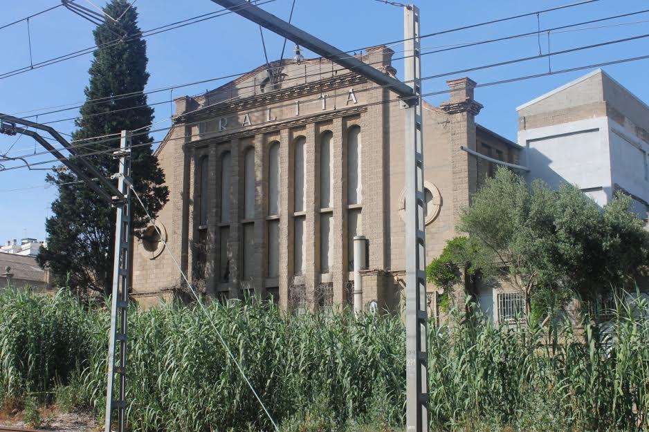 La fábrica de Uralita en Cerdanyola del Vallès cerró en 1997