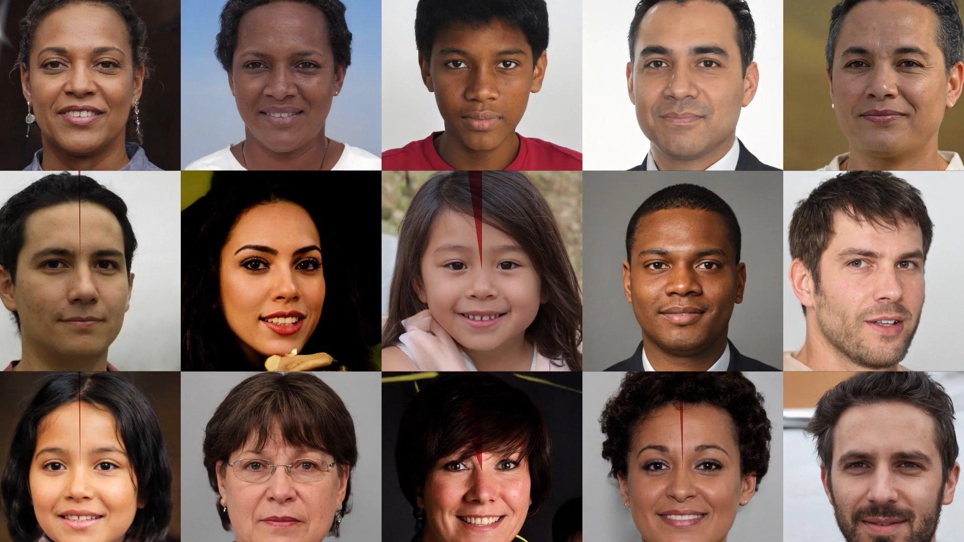 Imagen del vídeo de la campaña '100% Justicia Global'