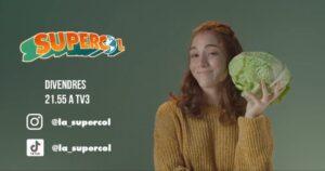 Promoción de la serie de TV3 e 'Incís Films' 'La SuperCol',